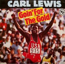 ++CARL LEWIS goin' for the gold (3 versions) MAXI 1984 RCA VG++