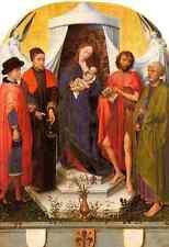 Weyden22 A4 Print