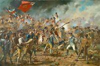 """The Redoubt - Battle of Bunker Hill"" Don Troiani Revolutionary War Print"
