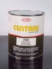 Dupont Centari Mixing Tint Acrylic Enamel Auto Paint Yellow Oxide 750A Gallon