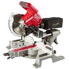 Milwaukee 2733-21 18-Volt 7-1/4-Inch M18 Dual Bevel Sliding Miter Saw Kit