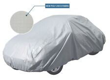 """Car Cover Fits Volkswagen Beetle and Sports Car - NEW Poly 200 D - 161""""L x 70""""W"""