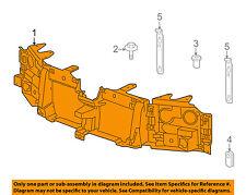 GMC GM OEM 02-09 Envoy Front Panel-Radiator Core Support 15195745