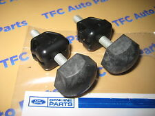 Ford Truck Explorer Bronco Hood Bumper Stop adjuster Genuine OEM Ford  Set of 2