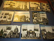 Lot of 30 Old Vintage c.1930's - PARIS FRANCE - POSTCARDS - 10 different Views