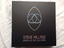 STEVE HILLAGE - SEARCH FOR THE SPARK 22 CD BOX SET SYSTEM 7 GONG THE ORB