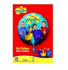 Party Supplies Boys Girls Birthday Wiggles Group 45cm Foil Balloon