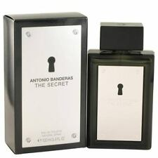 The Secret by Antonio Banderas 3.4 oz EDT Cologne for Men New In Box