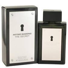 The Secret by Antonio Banderas 3.4 oz EDT Cologne for Men New In Box