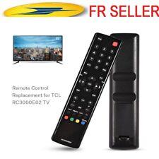 Télécommande de remplacement pour téléviseur TCL RC3000E02
