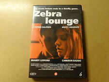 DVD / ZEBRA LOUNGE (STEPHEN BALDWIN, KRISTY SWANSON)