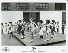 DEBBIE ALLEN FAME TV SHOW DANCERS ORIGINAL 1984 NBC TV PHOTO