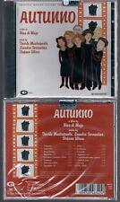 CD  AUTUNNO SOUNDTRACK MASTROPAOLO SORRENTINO ULISSE SEALED