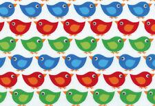 """Westfalenstoffe Junge Linie """"Vögel"""", BW-Druck, 150 cm breit, ab 0,5 m (€ 11/qm)"""