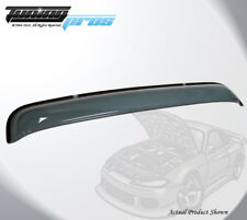 "Light Tint Moon Sun Roof Deflector 880mm 34.6"" For 05-10 Toyota Yaris Hatchback"