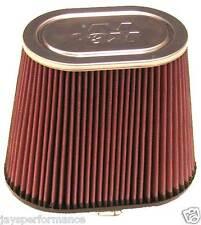 "Kn Universal Filtro de aire (RF-1040) 4""FLG, 9"" X 5-3/4""B, 7"" X 4-1/2""T, 7-1/2""H"