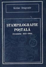 Romania 1990 Classic Romanian cancellations Catalogue 1822-1910 Kiriac Dragomir