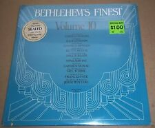 BETHLEHEM'S FINEST Vol.10 London/Mingus/Simone/McRae/Torme - FCP-4010 SEALED