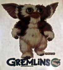 Vintage 1984 Gizmo Iron-On,Transfer, Rare T-shirt Decal, Gremlins, Crest Promo.