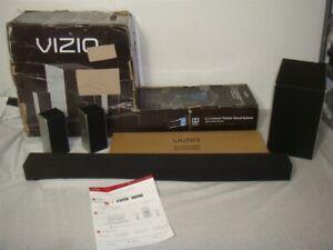 "VIZIO SB36514-G6 36"" 5.1.4 HOME THEATER DOLBY ATMOS SOUNDBAR SYSTEM W SUBWOOFER"