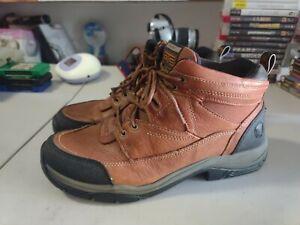 Ariat Terrian Hiking Boots Brown Black Mens 10002190 Sz 11 D