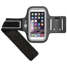 Klettverschluss-Armband für Jogging und Fitness Sportbag für iPhone 6 Galaxy S5