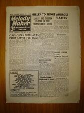 MELODY MAKER 1943 #505 JAZZ SWING MUSIC AMBROSE