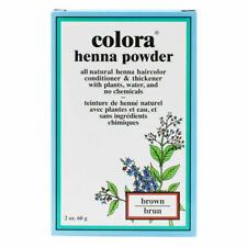 Colora Henna Powder 2oz Brown Fs9008