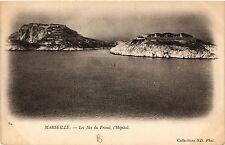 CPA MARSEILLE Les Iles du Frioul, l'Hopital (444725)