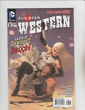DC Comics! All Star Western! The New 52! Issue 8!