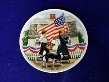 """Knowles Americana Holidays """"The Fourth of July"""" In original Box."""