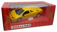 Polistil Tonka 1/18 Lamborghini Diablo Gialla Diecast Metal