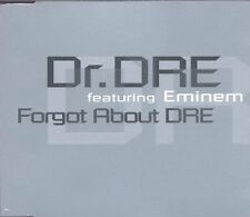 Dr. Dre Forgot about Dre (2000, feat. Eminem, Snoop Dogg) [Maxi-CD]