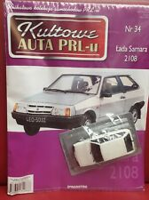 IXO IST VAZ 2108 Lada Samara Polish edition KAP 1:43 MIB OVP 1980's PRL CCCP