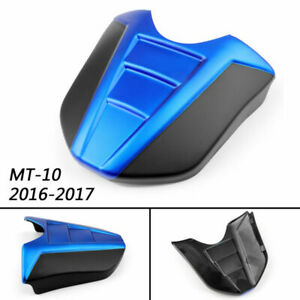 1 pc ABS plastic Rear Seat Fairing Cover Cowl Fit Yamaha 2016-2017 MT-10 Blue