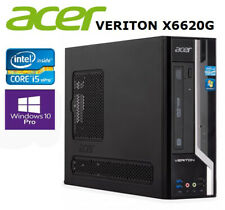Acer Veriton X6620G Computer PC Tower Core i5 vPro 3,2 GHz 8GB 500Gb HDD Win10