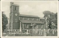 St. Matthews Church, Sutton Bridge. Gravestones. Generva Road, Darlington RH408