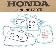 New Genuine Honda Complete Crankcase Gasket Kit B 06-14 TRX450 ER Sportrax #V193