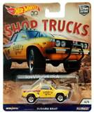 2018 Hot Wheels Car Culture Shop Trucks #4 Subaru Brat