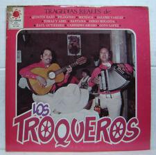 """LOS TROQUEROS  """"Tragedias Reales""""    NORTEÑO  DISCOS CALIENTE USA 1977  LP"""