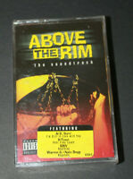 1994 Above The Rim Movie Soundtrack Cassette Tape Death Row 2PAC NEW SEALED!