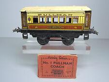 Hornby Series C 554 No.I Pullmann Coach CORSAIR, gut erhalten, OVP