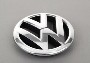 New Genuine Volkswagen Passat Tiguan Front Grill Emblem OEM 561853600ULM