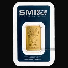 10 g Sunshine Mint Gold Bar