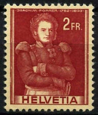 Switzerland 1941-59 SG#413a 2f Historical Definitive MNH #D45654