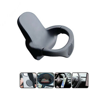 Steering Wheel Booster Autopilot Counterweight Ring FSD Assisted Tesla Model 3 Y