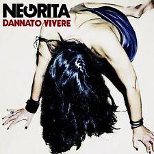 NEGRITA - DANNATO VIVERE - CD SIGILLATO 2011