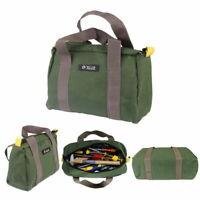Multi-function Canvas Waterproof Storage Hand Tool Bag Portable Tool Case Kit