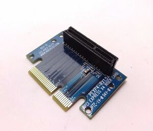 ADEX PEXP4-RX1.5A PCI Express X4 4X Riser Adapter Extension Card - USA Ship