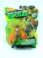 T.M.N.T TEENAGE MUTANT NINJA TURTLES Nickelodeon Shrimp & Crab Shredder Figures